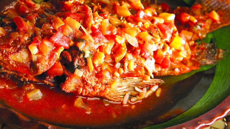 Purenchécuaro style trout