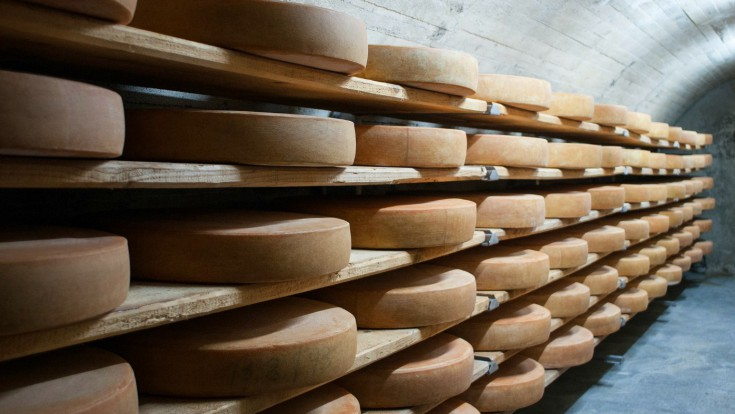 La Ruana cheese